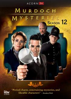 Případy detektiva Murdocha XII (Murdoch a mimozemšťané)