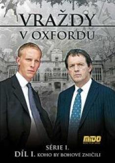 Vraždy v Oxfordu IV (2)