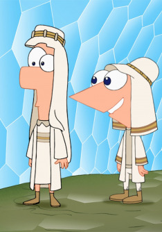 Phineas a Ferb III (1)