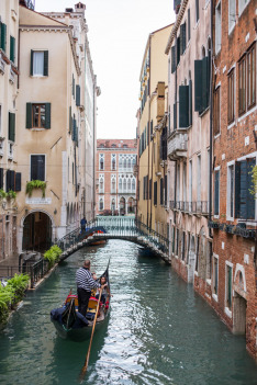 Jak se fotí Benátky