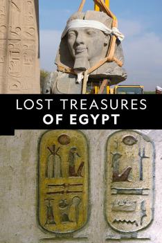 Ztracené poklady Egypta (Královna bojovnice)