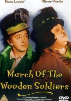 Laurel a Hardy - Pochod dřevěných vojáků