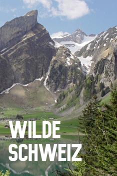 Krásy divokého Švýcarska