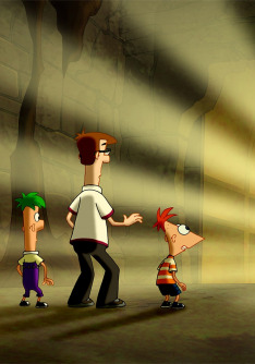 Phineas a Ferb III (24)