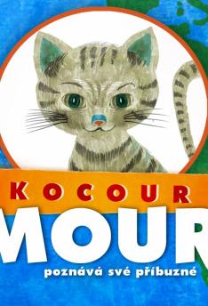 Kocour Mour poznává své příbuzné