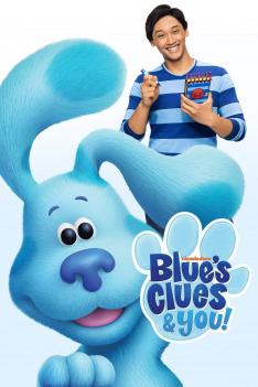 Hádanky s Blue (Jdeme s Fialkou pro brýle)