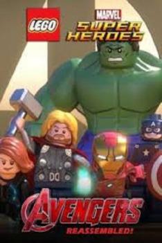 Marvel Superhrdinové - Avengers: Sjednocení!