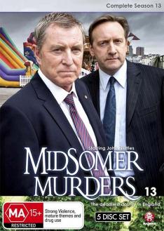 Vraždy v Midsomeru XIII (2)