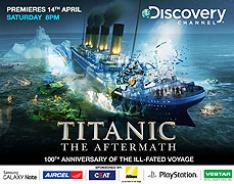 Titanic: Následky