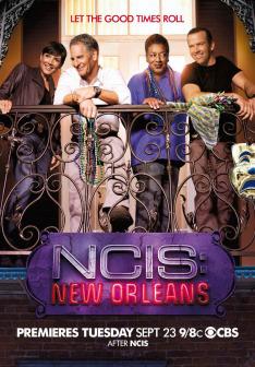 Námořní vyšetřovací služba: New Orleans (4)