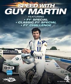 Guy Martin: F1 Speciál