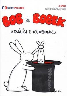 Večerníček: Bob a Bobek - králíci z klobouku (Opraváři televizorů)