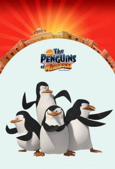 Tučňáci z Madagaskaru (2)